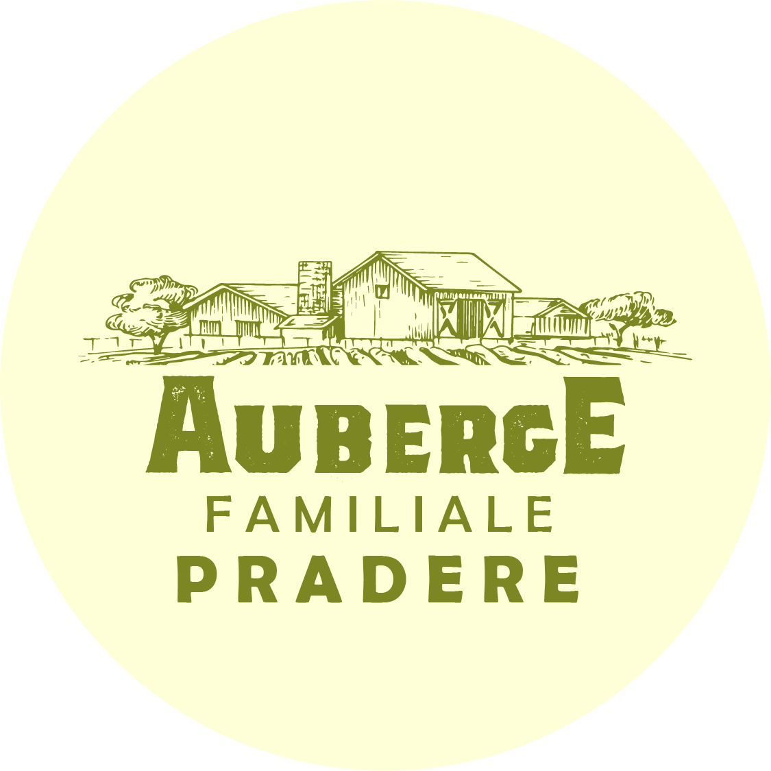 Logo Auberge Pradere